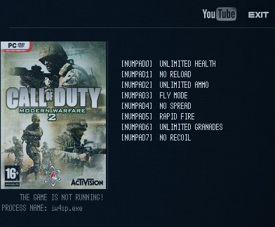 Скачать call of duty: modern warfare 2 multiplayer only [sherkan.