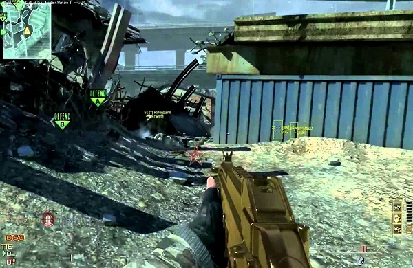 Wallhack Для Call Of Duty 4 Modern Warfare Multiplayer